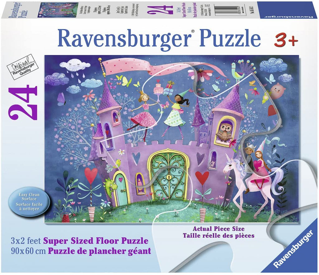 Brilliant Birthday 24pc Floor Puzzle