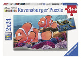 Finding Nemo: Nemo's Advernture 2 x 24 pc.