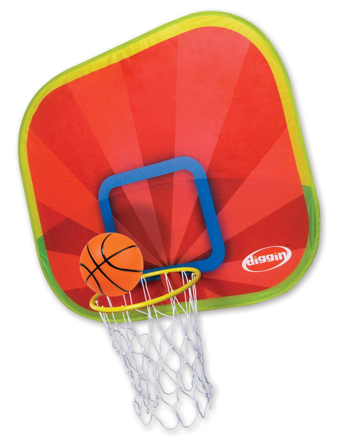 Basketball Pop Out Game