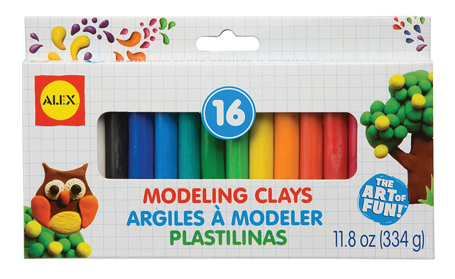 MODELING CLAY (16)