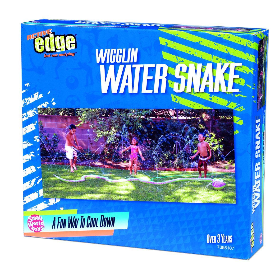 Wigglin Water Snake