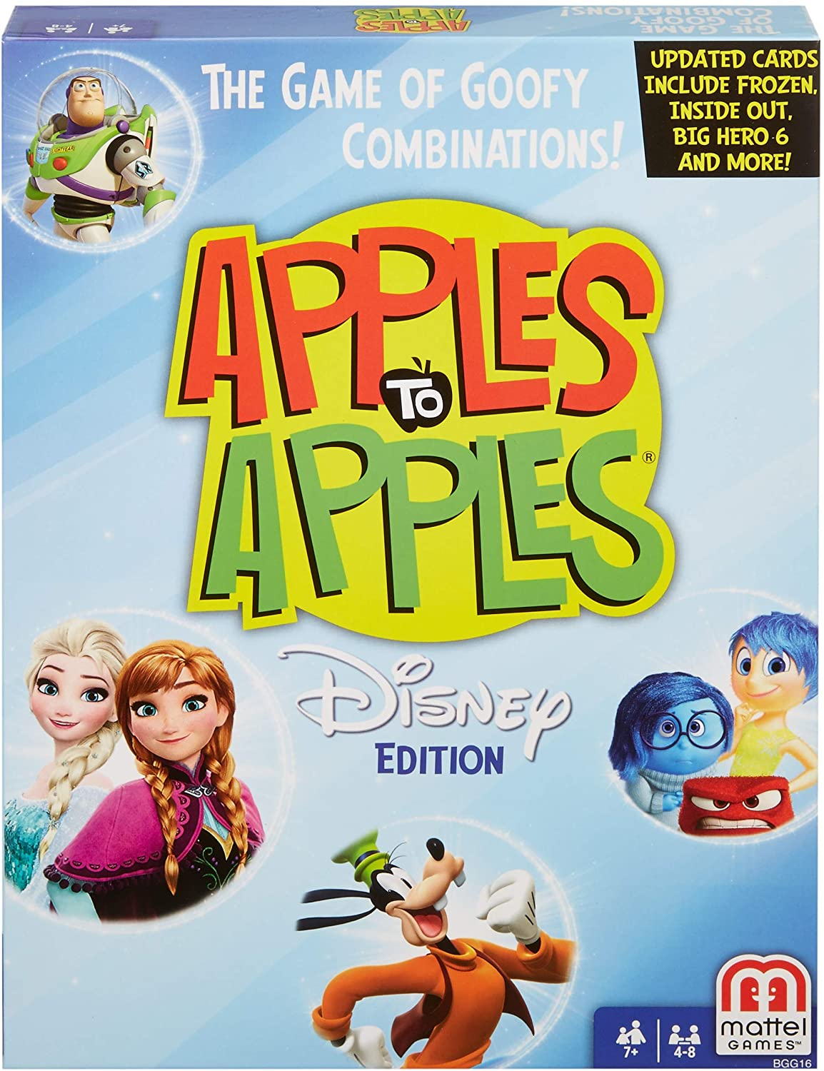 Disney Apples to Apples