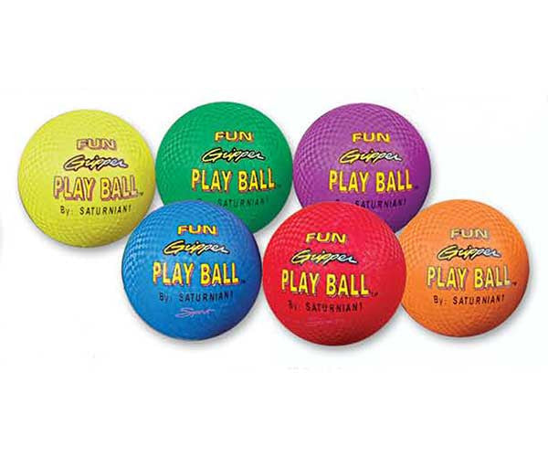 "8.5"" FG Playground Ball Solid Color"