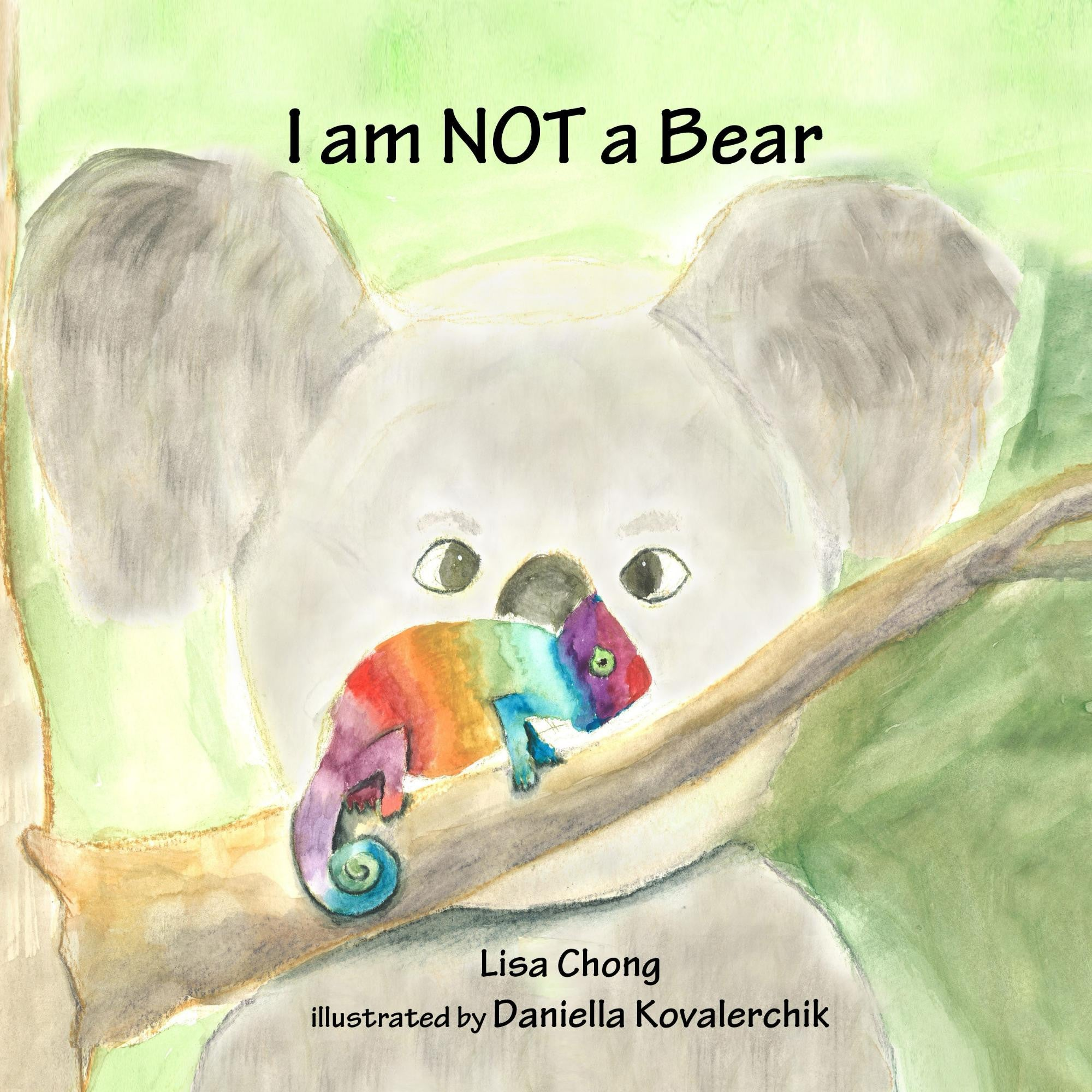 I am NOT a Bear - HC