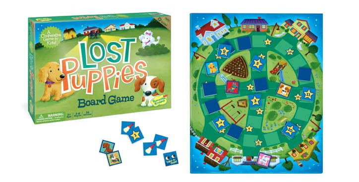 Lost Puppies Cooperative Game