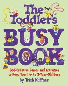 Busy Book - Toddler