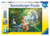 Princess & Unicorn 100 pc Puzzle
