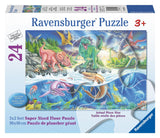 Land and Sea 24pc Floor Puzzle