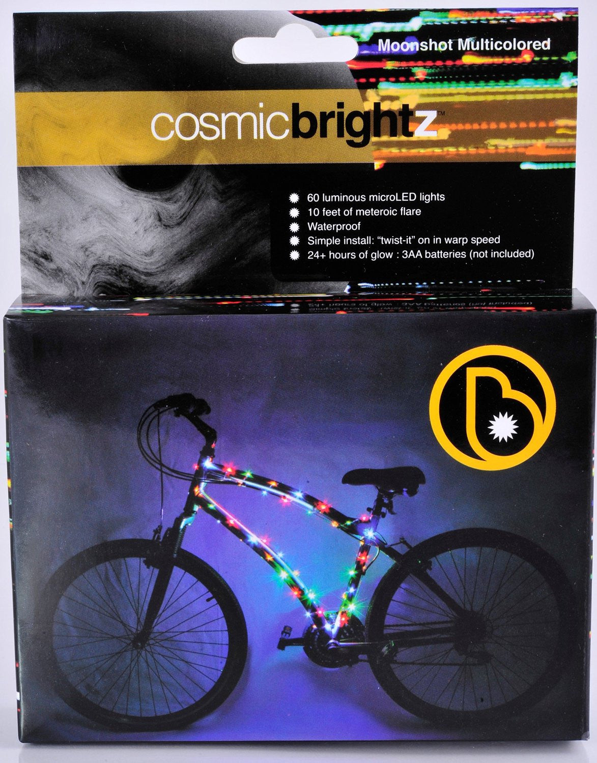 Cosmic Brightz Assorted colors