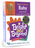 Bright & Beyond Baby Idea Cards