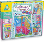Enchanted Forest Sticky Mosaics