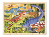 Dinosaur Jigsaw 24pc Wooden Puzzle
