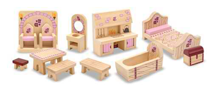 Princess Castle Furniture Set