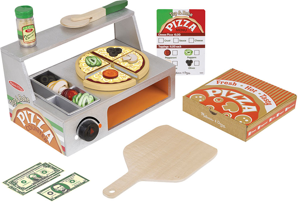 Top & Bake Pizza