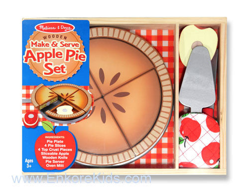 Make & Serve Apple Pie Set