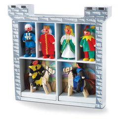 Castle Dolls Play Set