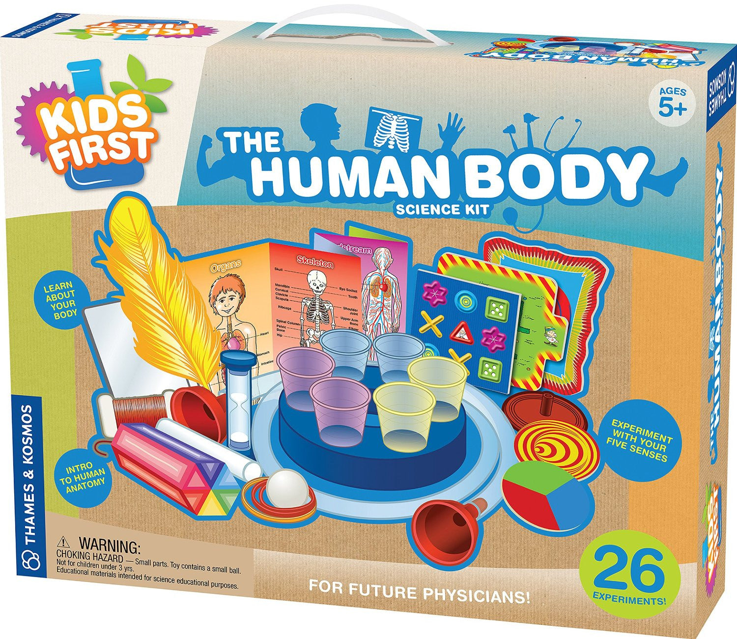 Human Body Kids First Level 2 Grades K-2