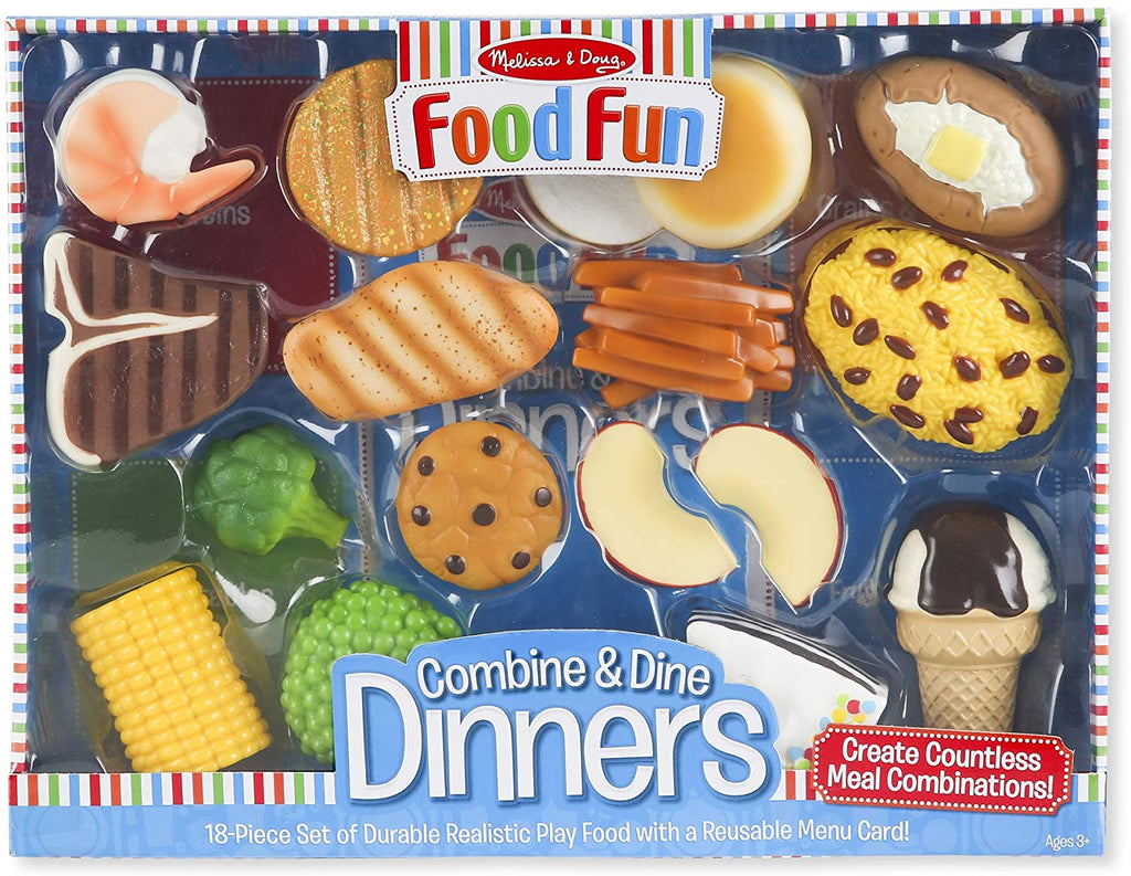 Food Fun - Combine & Dine Dinners