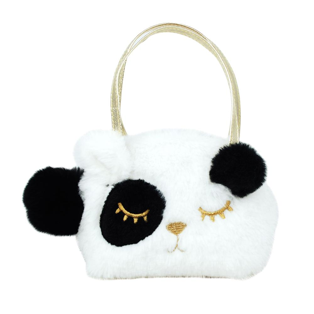 Pink Poppy Cute Animal Bowling Bag-Panda