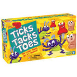 Ticks Tacks Toes