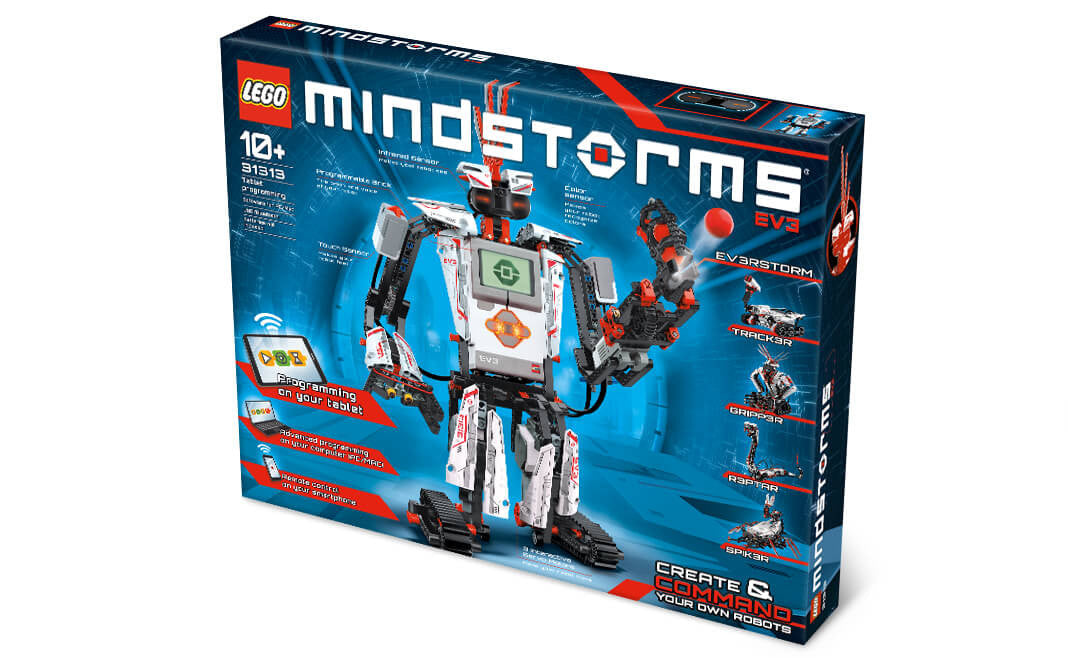 Mindstorms Ev3 The Wooden Horse