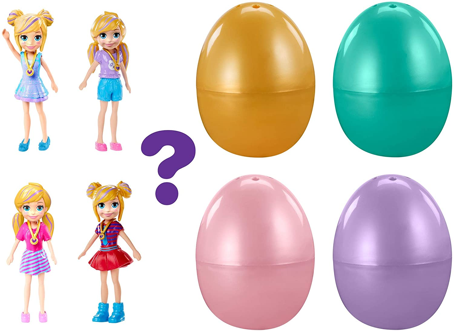 Surprise Egg Polly Pocket