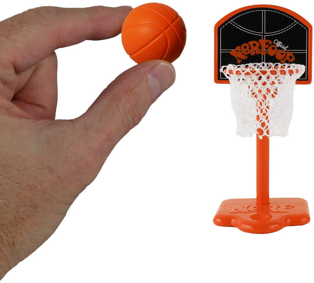 Nerf Basketball Worlds Smallest