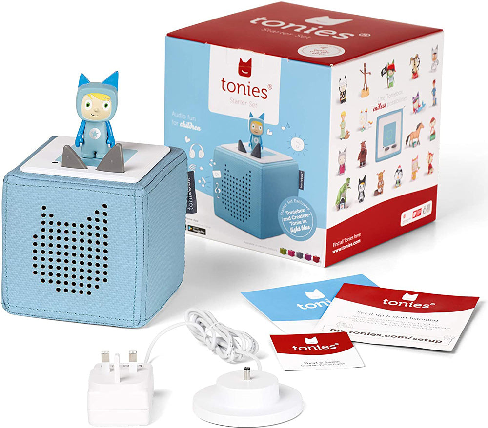 Light Blue Toniebox