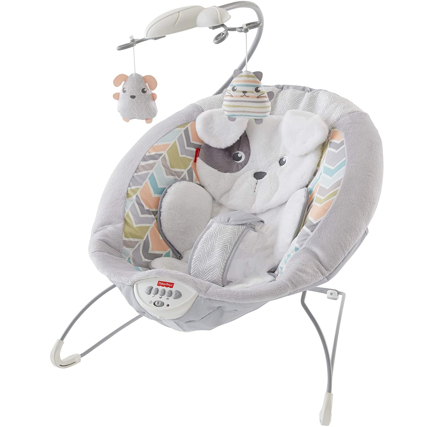 Puppy Plush Deluxe Bouncer