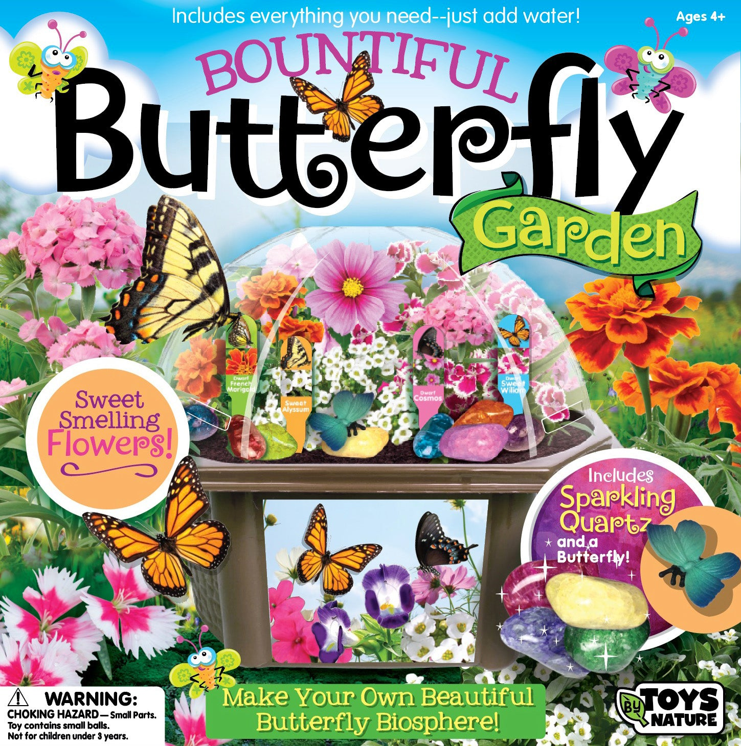 Bountiful Butterfly Garden