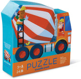 Busy Builder 24pc Two-Sided Puzzle