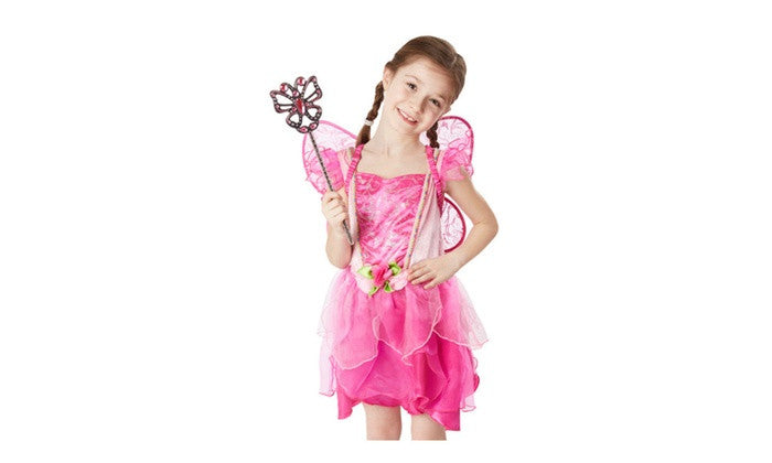 Flower Fairy Role Play Costume