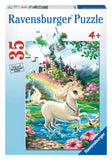 Unicorn Castle 35 pc Puzzle