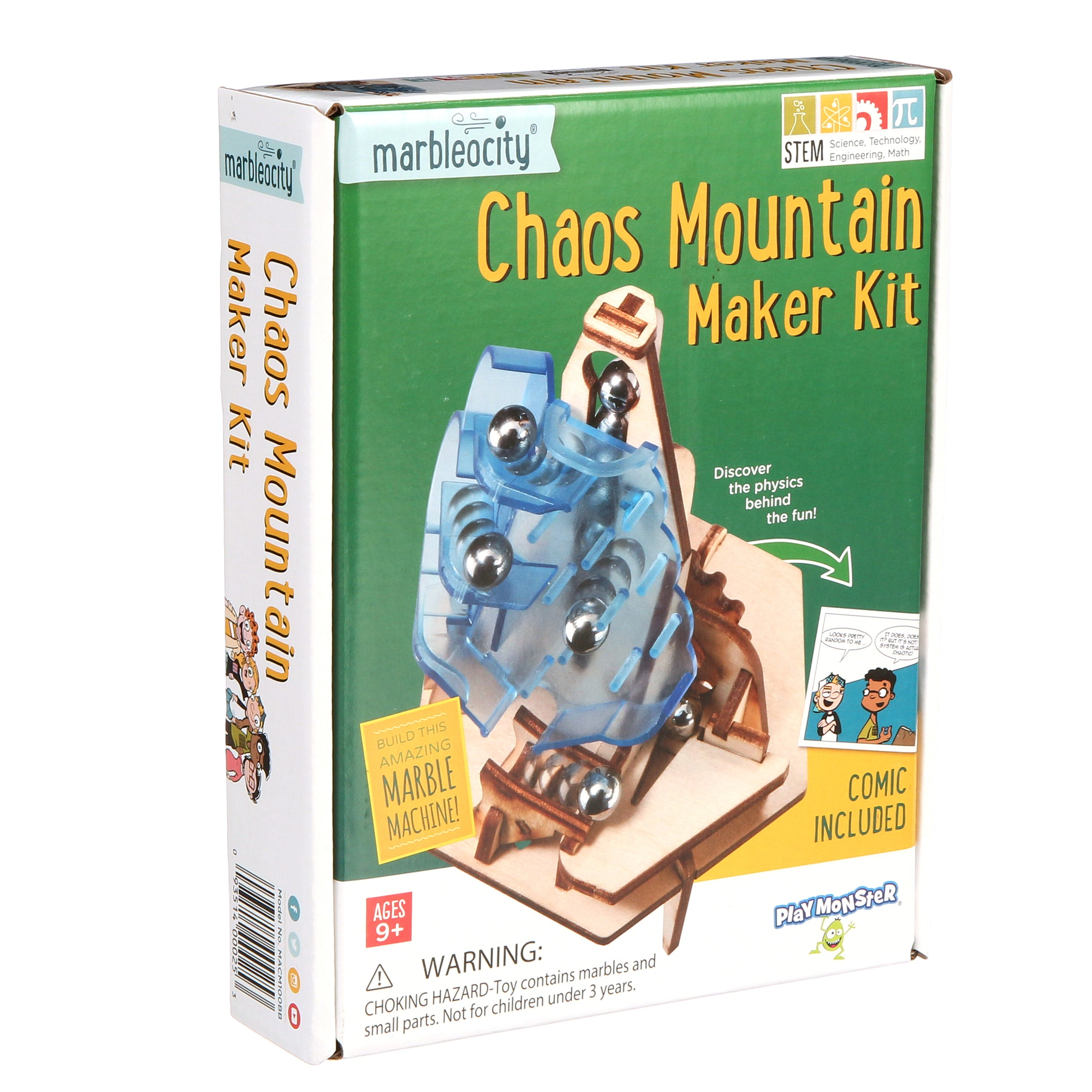 Chaos Mountain