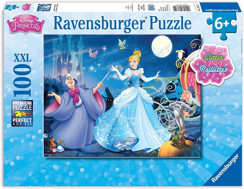 Adorable Cinderella Disney 100 pc Puzzle