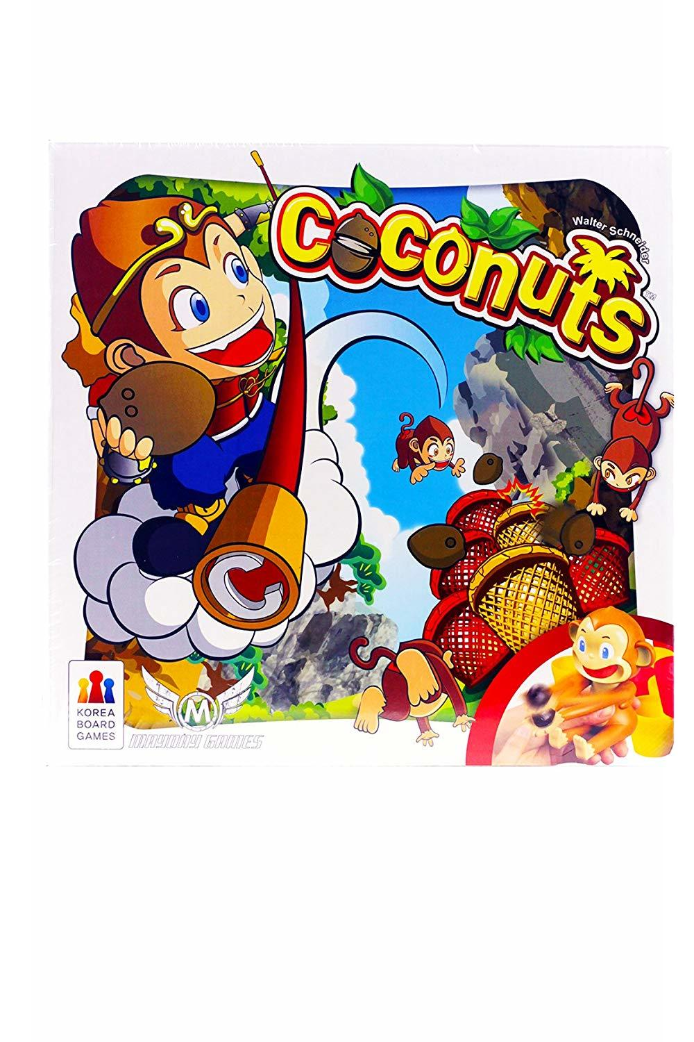 Coconuts Game
