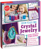 Grow Your Own Crystal Jewelry - PB