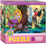 Day in the Forest 100 pc Puzzle