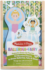 Ballerina/Fairy Magnetic Dress Up