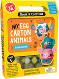 Jr. Egg Carton Animals