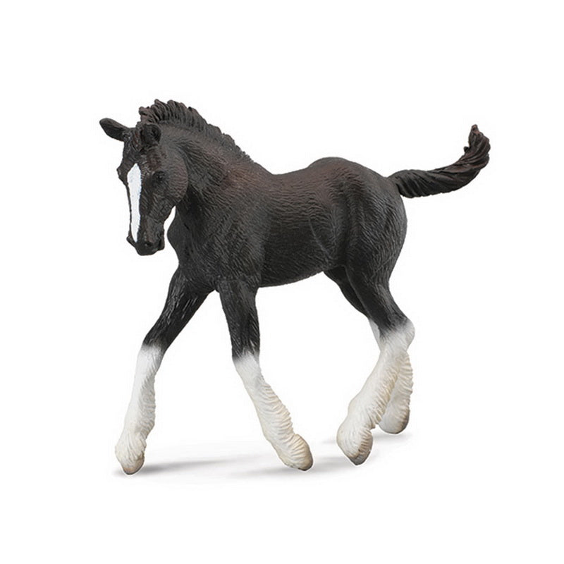 Breyer Black Shire Foal