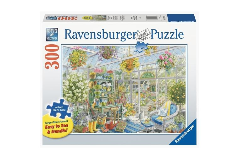 Greenhouse Heaven 300 pc Puzzle