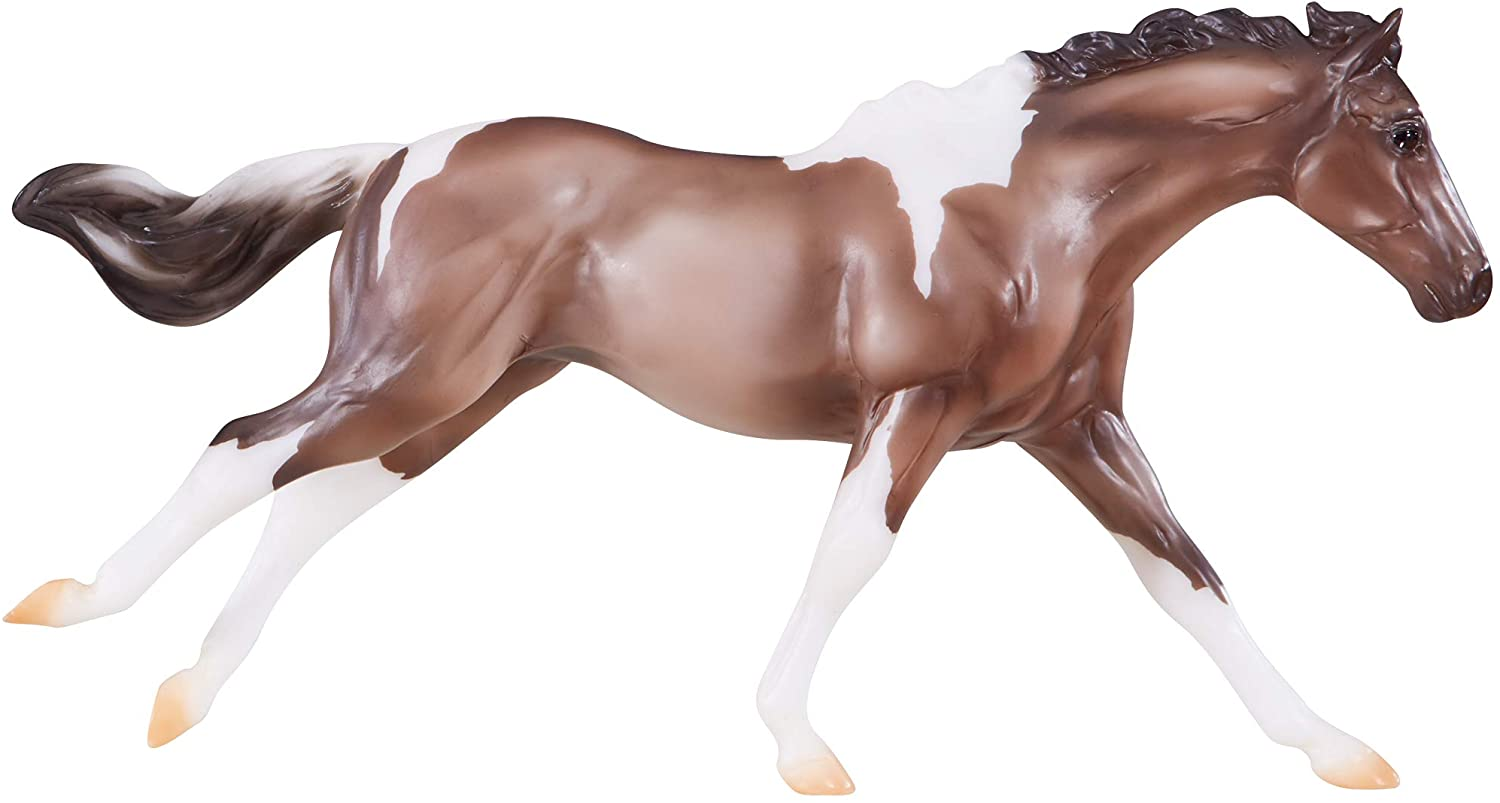 Breyer Grulla Paint Quarter Horse