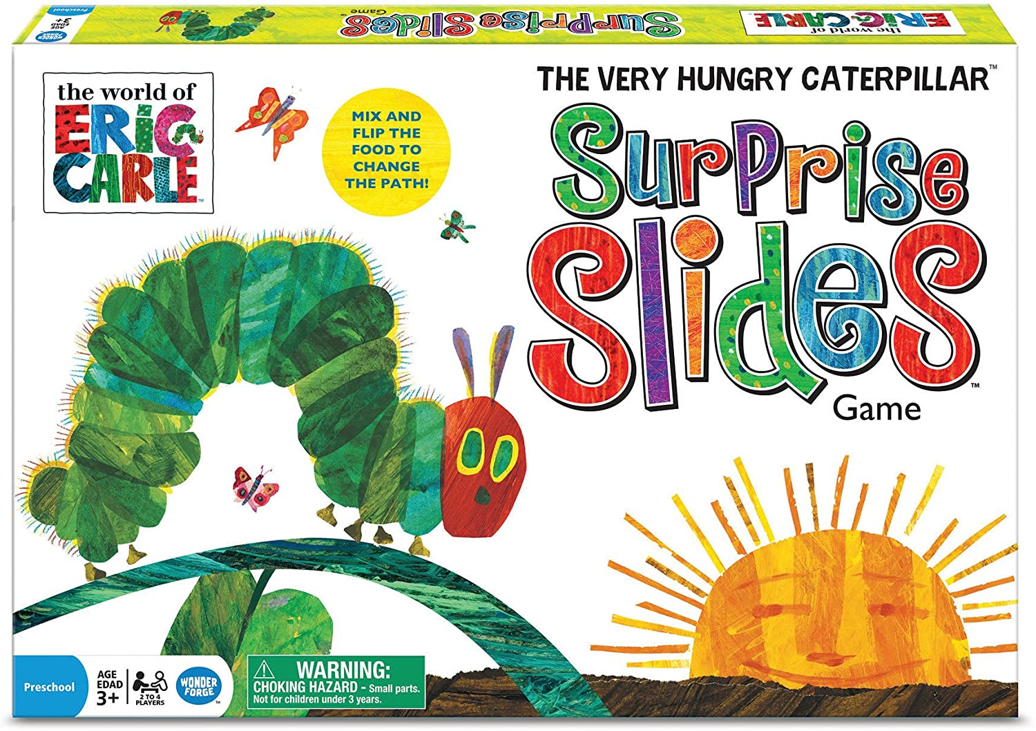 The Very Hungry Caterpillar Surprise Slides
