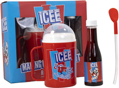 Cup & Syrup Set Icee Making