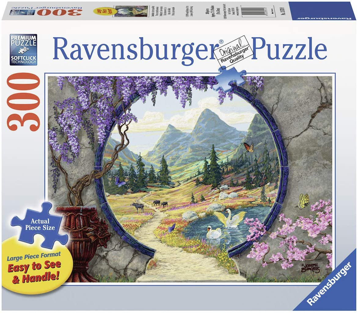 Into a New World 300pc Large Format Puzzle