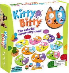 Kitty Bitty Game