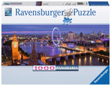 London at Night 1000pc Panorama Puzzle