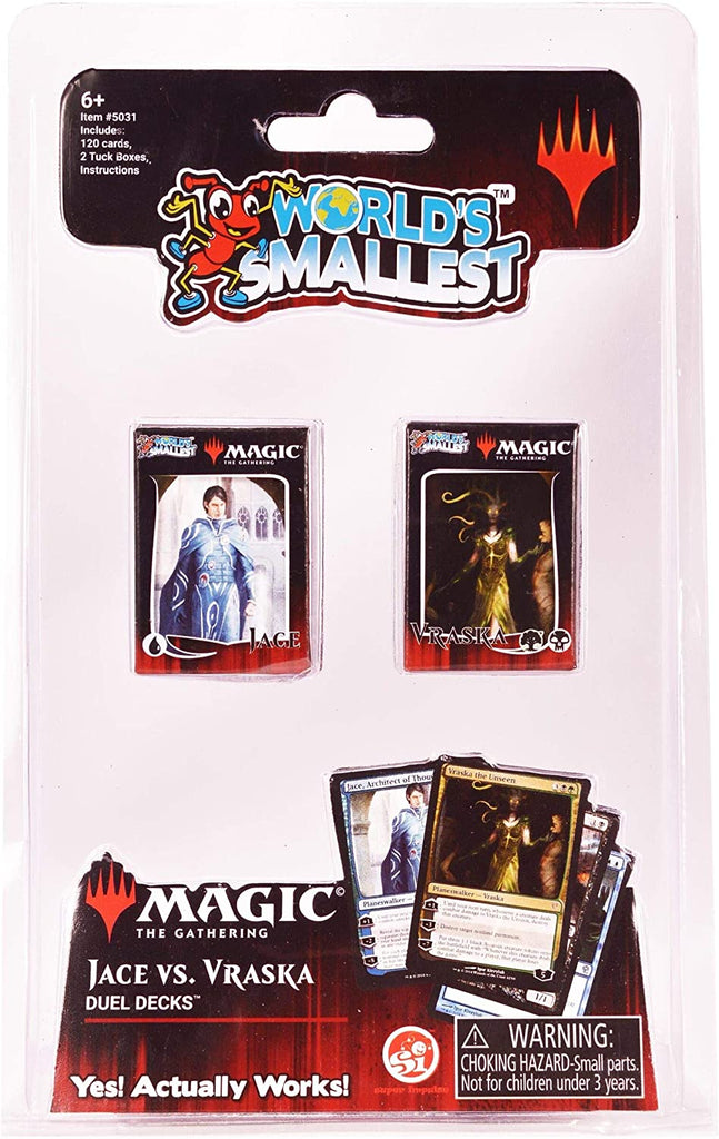 Magic Gathering Worlds Smallest