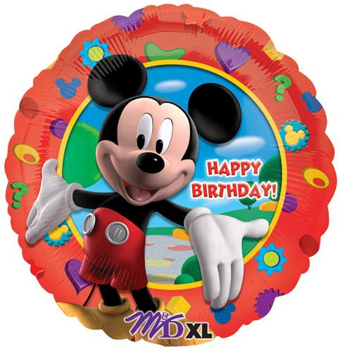 Mickey's Clubhouse Happy Birthday 18""